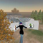 Online virtual worlds