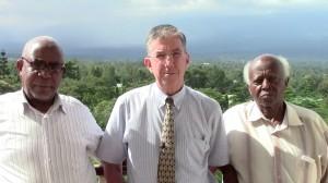 Frank Mosha, Ph.D., John Bartlett, M.D., Mramba Nyindo, Ph.D.