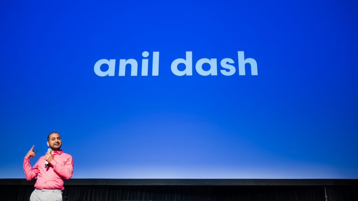 Anil Dash by Ian Linkletter