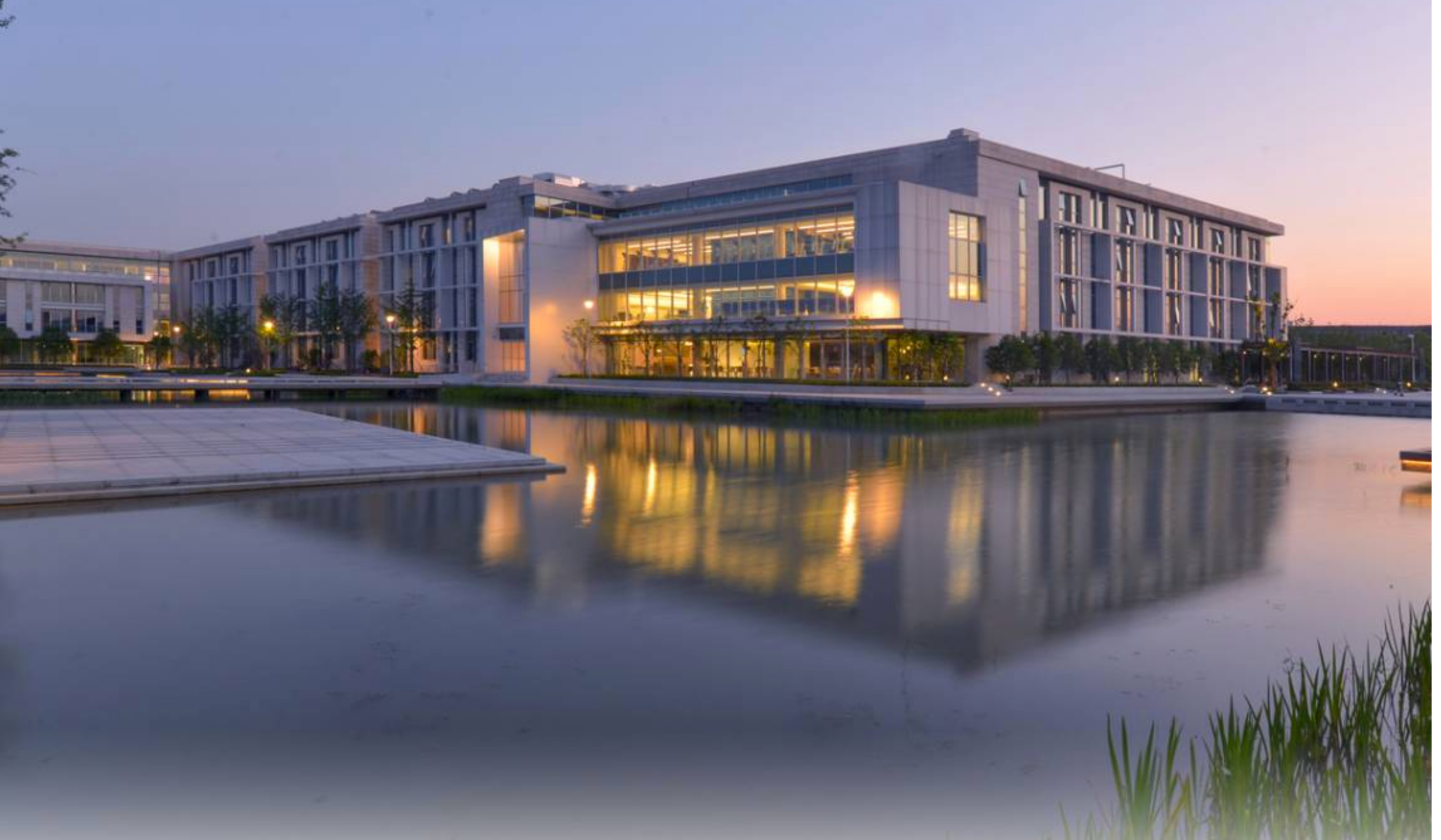 Duke Kunshan campus in China