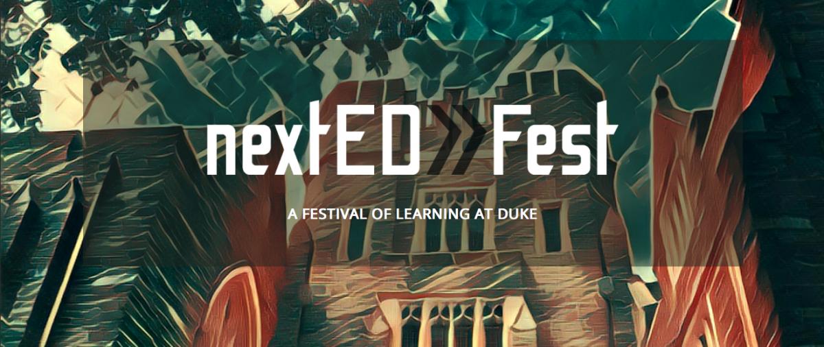 NextEd Festival logo
